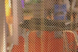 decorative mesh for ceilings style - Decorative Wire Mesh